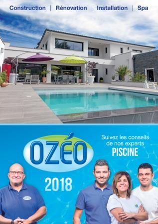 catalogue Ozéo 2018